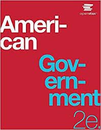 American Government 2e by OpenStax (paperback version, B&W): OpenStax:  9781593995768: Amazon.com: Books