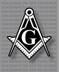 Stonemason Mason Masonic Freemason Decal Sticker Firehouse Graphics