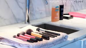 how to clean your makeup brushes you