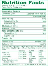 eggnog pint nutrition umpqua dairy