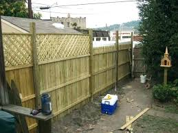 Ways To Extend Height On A Privacy Fence Google Search Diy Privacy Fence Cheap Privacy Fence Backyard Fences