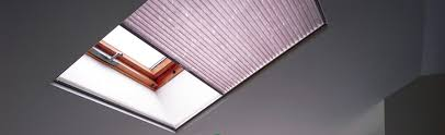 Honeycomb Cellular Blinds - Skylight Windows