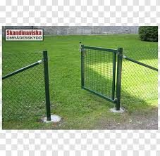 Picket Fence Gate Chain Link Fencing Bsab Systemet Grass Transparent Png