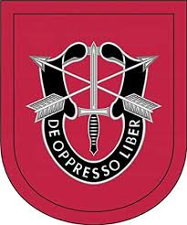Amazon Com Us Army 7th Special Forces Group Flash Vinyl Decal Sticker 3 8 Automotive