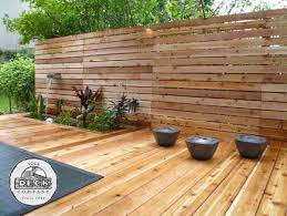 Privacy Screens229 Backyard Patio Backyard Fence Design