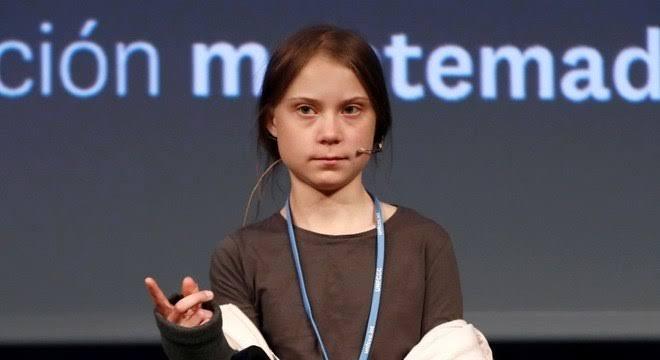 """Resultado de imagem para Greta Thunberg"""""""