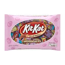 kit kat miniature easter candy 10 oz