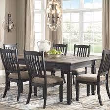 Antiquity Grey 7 Piece Dining Room Set