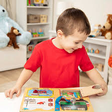 Lock Latch Board Toys For Kids With Autism