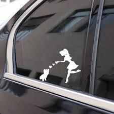 Yjzt 13 3x12 5cm Crazy Yorkie Mama Car Sticker Yorkie Mom With Dog Vinyl Car Window Decal Black Silver C24 1612 Shop The Nation