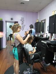 creative touch hair nail salon under