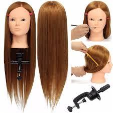 makeup practice cosmetology hair