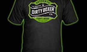 dirty boxer fighterxfashion