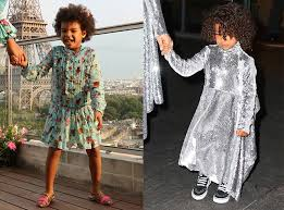 How Blue Ivy & North West Became Toddler Style Icons - E! Online - CA