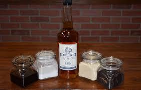 gold rum bluedyer distilling co