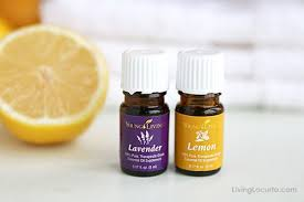 homemade lemon lavender linen spray
