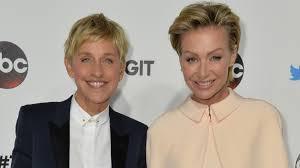 """Portia de Rossi says wife Ellen Degeneres is """"doing great"""" following toxic  work controversy; says show will go on   Connect FM   Local News Radio    Dubois, PA"""
