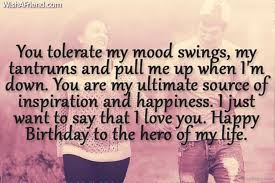best birthday wishes quotes for boyfriend