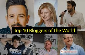 Top 10 Highest Earning Bloggers Of The World In 2019