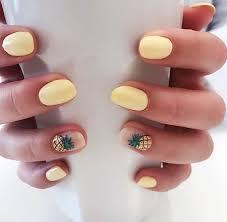 30 cute nail designs for summer 2018