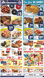 Albertsons - New Year's Ad 2019 Current ...