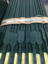 China Removable Farm Metal Barbed Wire Fence T Posts Wholesale China T Post T Fence Post