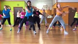 "Zumba fitness with Mayra and Elizabeth ""Swappi bucket"" - YouTube"
