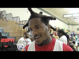 Preston Parker on signing with the New Orleans Saints - YouTube