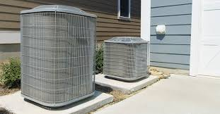 how to clean condenser coils a c heat