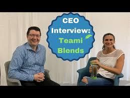 CEO Interview: Adi Arezzini of Teami Blends - vTomb