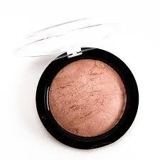 baked bronzer powder