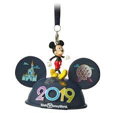 ear hat ornament 2019 mickey light up