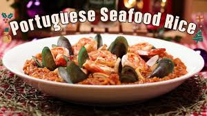 Easy Portuguese Seafood Rice ...