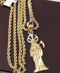 religious14k solid real yellow gold