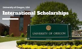 international awards at the University of Oregon, USA ...