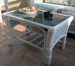 cane coffee table ireland wicker