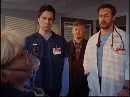 Dave Foley on Scrubs - TV Fanatic