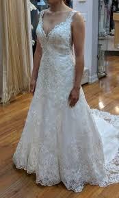 Eddy K Adriana Wedding Dress | Used, Size: 8, $1,000