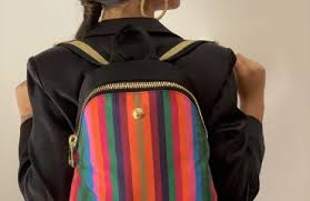 Multicolored Backpack – Jackie Smith – Pascuala
