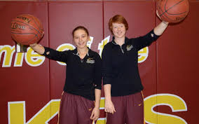The Dynamic Duo: Aunt Haley and niece Selena -- seven months apart --  driven to athletic and academic success in Blackduck | Bemidji Pioneer