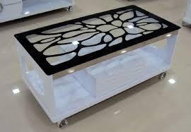 zebra center table betterhomeindia