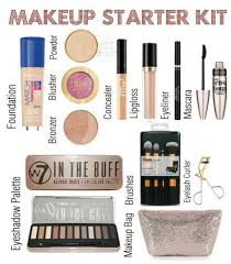 list of makeup kits and their uses