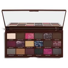 chocolate palette makeup