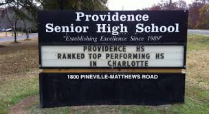 providence high district homes