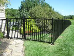 Aluminum Sadler Fence And Staining Aluminum Fence Iron Fence Fence Prices