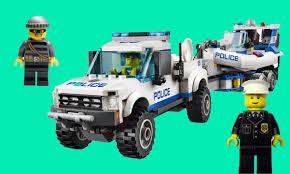 Cảnh sát LEGO - Cảnh sát LEGO - LEGO City - Cảnh Sát LEGO Bắt Cướp ...
