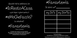 fanartemia: Creatività contro il Virus - Satyrnet.it