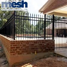 Modern Steel Fence Design Philippines China Zinc Steel Tubular Fence Black Steel Fence Made In China Com