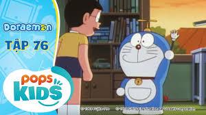 Doraemon Tập 76 - Cánh Tay Tìm Kiếm, Chạy Đi Nào Nobita - Hoạt ...