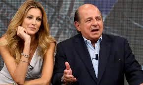 Giancarlo Magalli fa un appello ad Adriana Volpe e spiazza tutti ...